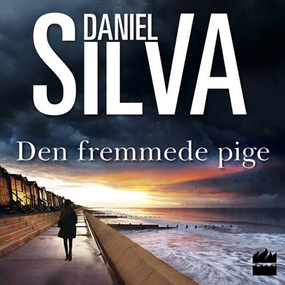 Den fremmede pige Daniel Silva 9789176339060