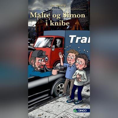 Malte og Simon i knibe Jim Højberg 9788762519961