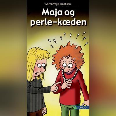 Maja og perlekæden Søren Vagn Jacobsen 9788762519886