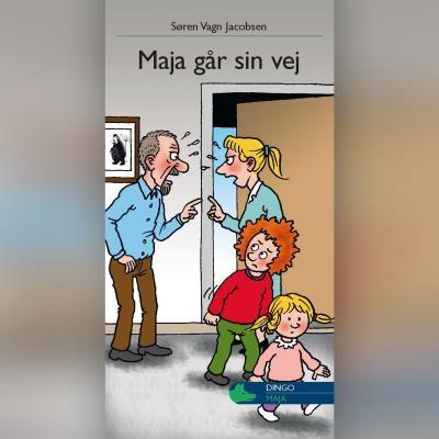 Maja går sin vej Søren Vagn Jacobsen 9788762519862