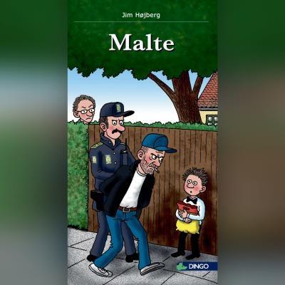 Malte Jim Højberg 9788762519947