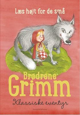 Klassiske eventyr Brd. Grimm 9788772380292
