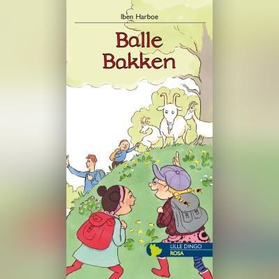 Balle Bakken Iben Harboe 9788702303155