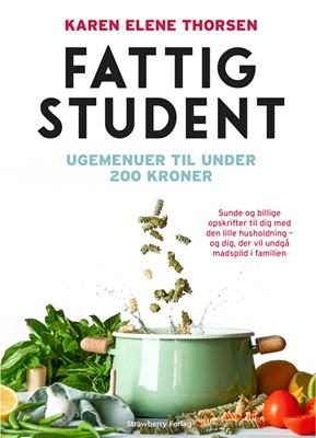 Fattig student Karen Elene Thorsen 9788772390017