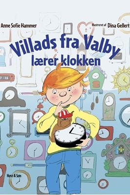 Villads fra Valby lærer klokken Anne Sofie Hammer 9788702304138