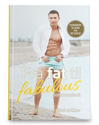 Fra fat til fabulous EASIS, Gustav Salinas 9788797148310