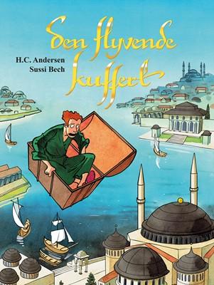 Den flyvende kuffert Hans Christian Andersen 9788793608887