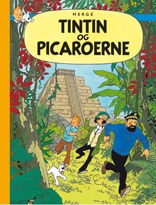 Tintins Oplevelser: Tintin og picaroerne Herge 9788770851671