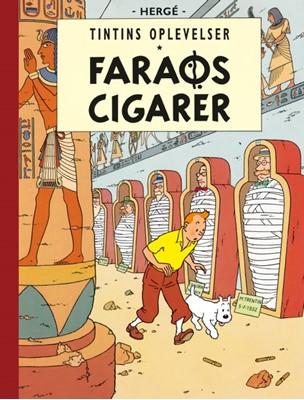 Tintins Oplevelser: Faraos cigarer Hergé 9788770852722