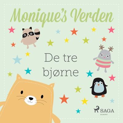Monique's Verden - De tre bjørne Monique Spartalis 9788726524499