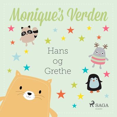 Monique's Verden - Hans og Grethe Monique Spartalis 9788726524543