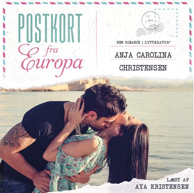 Postkort fra Europa Anja Carolina Christensen 9788770303927