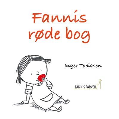 Fannis røde bog Inger Tobiasen 9788793947061