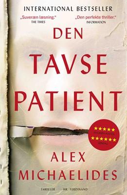 Den tavse patient ALEX MICHAELIDES 9788740055108
