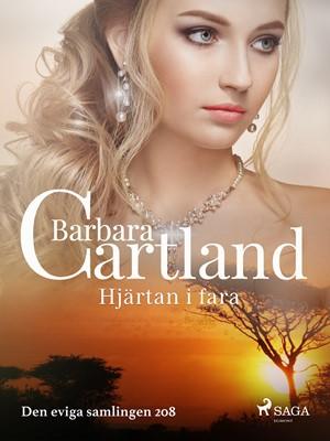 Hjärtan i fara Barbara Cartland 9788711657096