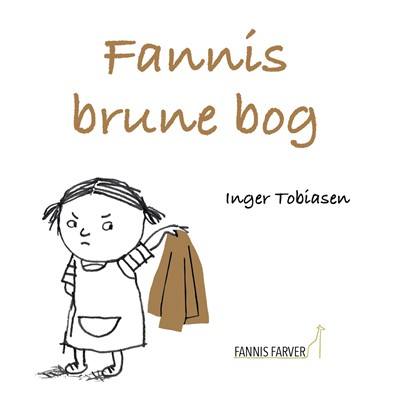 Fannis brune bog Inger Tobiasen 9788793947092