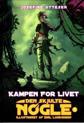 Kampen for livet  Josefine Ottesen 9788793892132