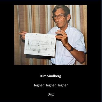 Tegner, Tegner, Tegner Kim Sindberg 9788743082095