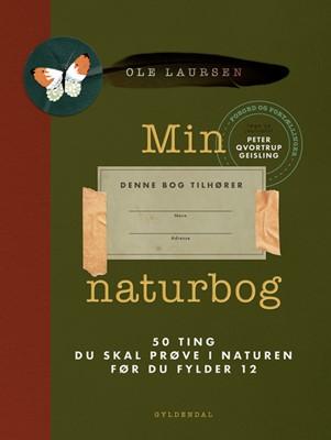 Min naturbog Ole Laursen 9788702274035