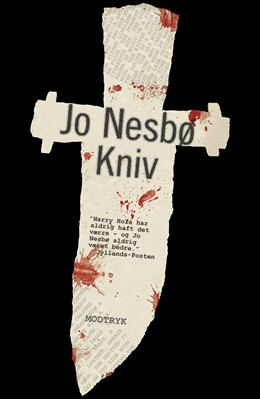Kniv Jo Nesbø 9788770073844