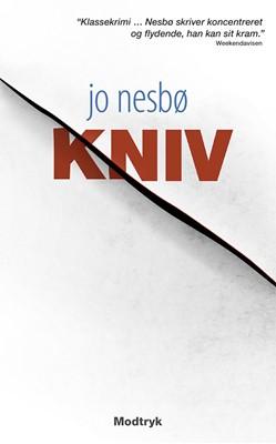 Kniv Jo Nesbø 9788770073851