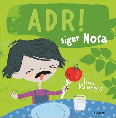 Adr! siger Nora Irene Marienborg 9788740661422