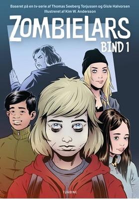 ZombieLars - Bind 1 Thomas Moldestad, Gisle Halvorsen, Thomas Seeberg Torjussen 9788740661262