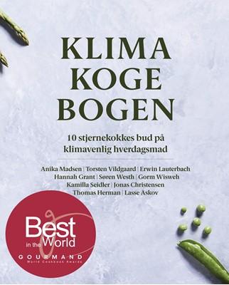 Klimakogebogen Anna Fenger Schefte 9788797153208