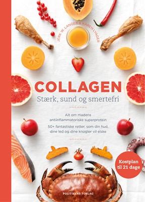 Collagen Karen Lyager, Jerk W. Langer 9788740061963