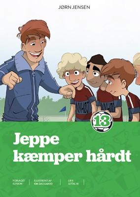 Jeppe - kæmper hårdt Jørn Jensen 9788772147178