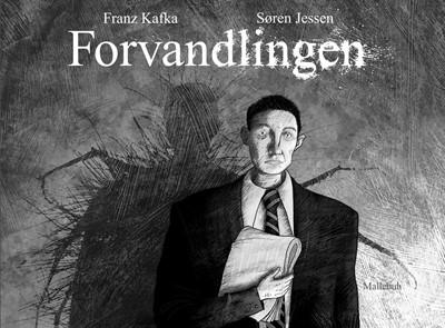Forvandlingen Franz Kafka 9788792805928