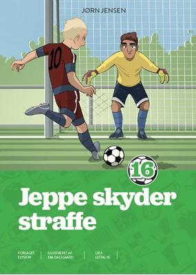 Jeppe - skyder straffe Jørn Jensen 9788772147208