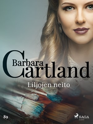 Liljojen neito Barbara Cartland 9788726155938