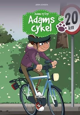 Adams cykel Jørn Jensen 9788772147253