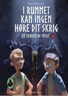 I rummet kan ingen høre dit skrig Bjarke Schjødt Larsen 9788772147901