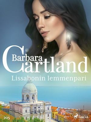 Lissabonin lemmenpari Barbara Cartland 9788726306941