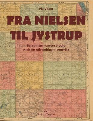 Fra Nielsen til Jydstrup Pia Viscor 9788743082224