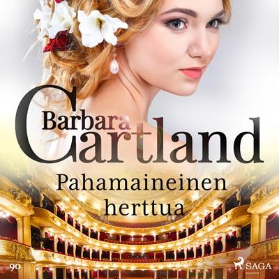 Pahamaineinen herttua Barbara Cartland 9788726403596