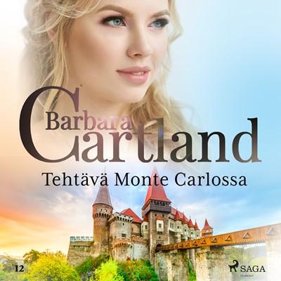 Tehtävä Monte Carlossa Barbara Cartland 9788726403695