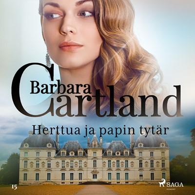 Herttua ja papin tytär Barbara Cartland 9788726403565