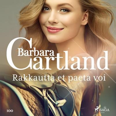 Rakkautta et paeta voi Barbara Cartland 9788726428438