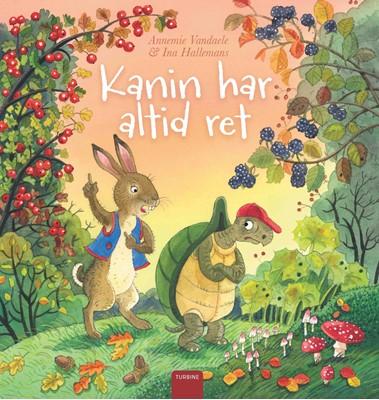 Kanin har altid ret Annemie Vandele 9788740661965