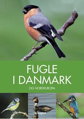 Fugle i Danmark Peter Goodfellow 9788771558807