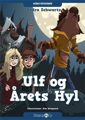 Ulf og Årets Hyl Sandra Schwartz 9788770187695