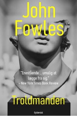 Troldmanden John Fowles 9788702294163