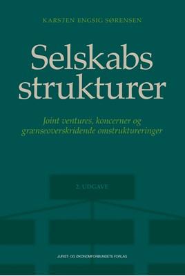 Selskabsstrukturer Karsten Engsig Sørensen 9788757447019