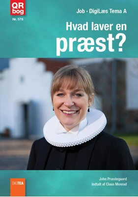 Hvad laver en præst? John Præstegaard 9788772128382