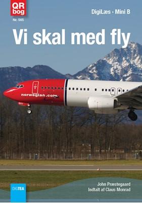 Vi skal med fly John Præstegaard 9788772128474