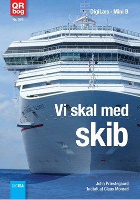 Vi skal med skib John Præstegaard 9788772128498