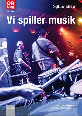 Vi spiller musik John Præstegaard 9788772128504